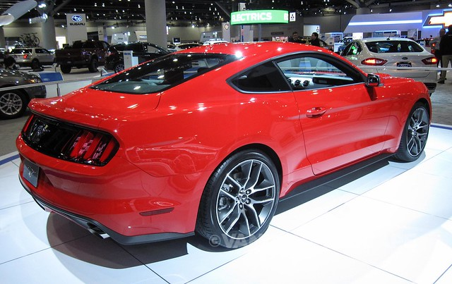 2015 Ford Mustang-1