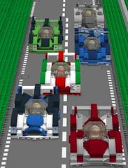 2013 LMP1 Cars