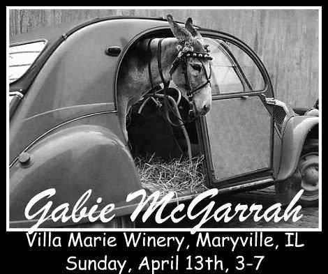 Gabie McGarrah 4-13-14