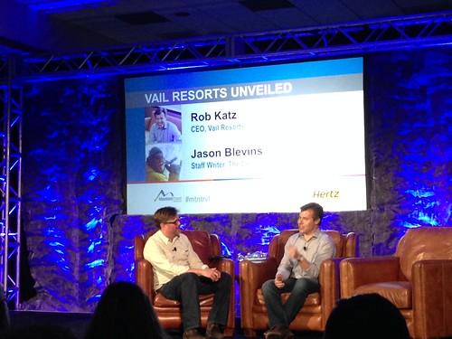 Jason Blevins, Rob Katz MTS