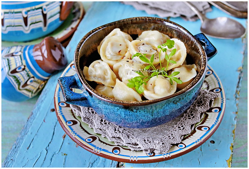 ...Ural dumplings