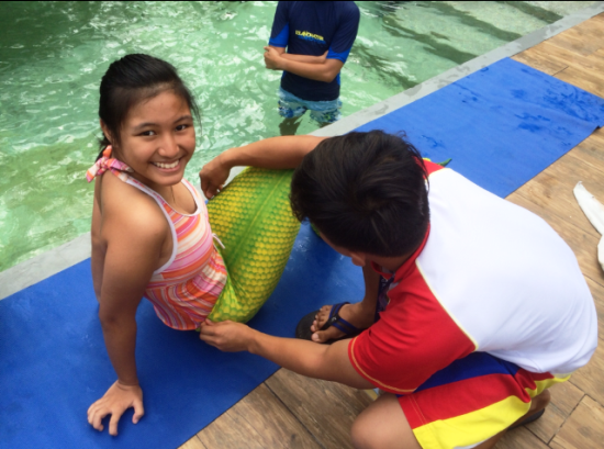 Summer Fun As A Mermaid At Manila Ocean Park Live Life Fullest