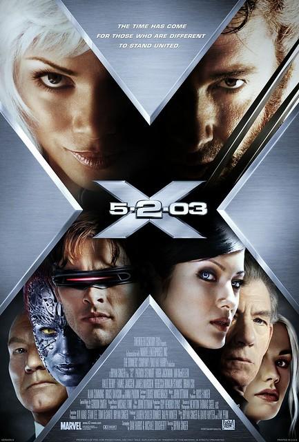 (2003) X-Men 2