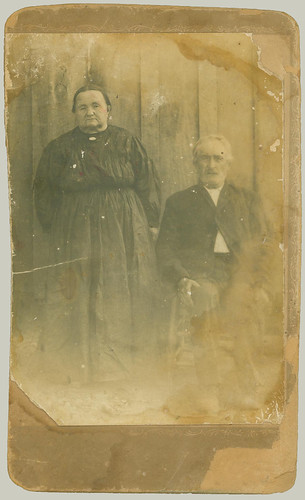 Cabinet Card pair