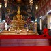 Cuatro monjes