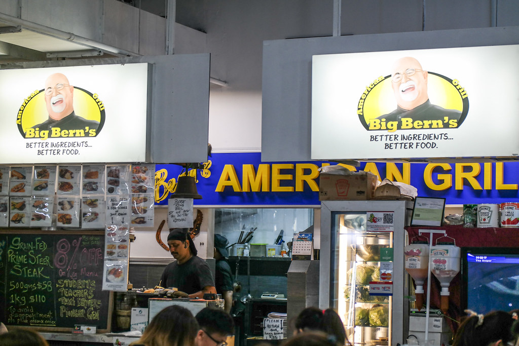 Toa Payoh Food Guide: Big Bern's American Grill