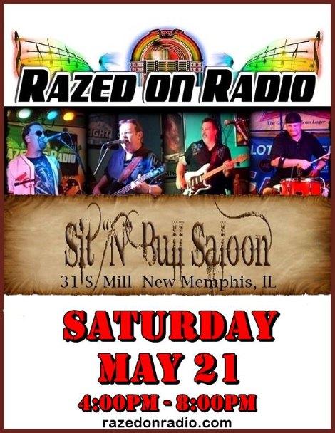 Razed On Radio 5-21-16