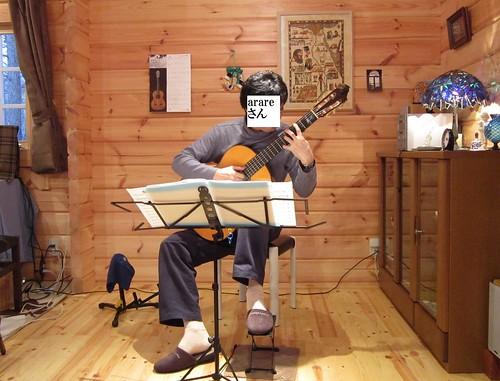 arareさん/ミニ弾き回し練習会 2011年11月23日 by Poran111
