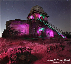 Light Painting @ Rohtas Fort