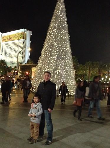 Christmas Vegas-style