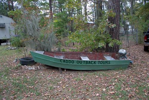 Tour Canoe