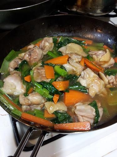 中華料理。