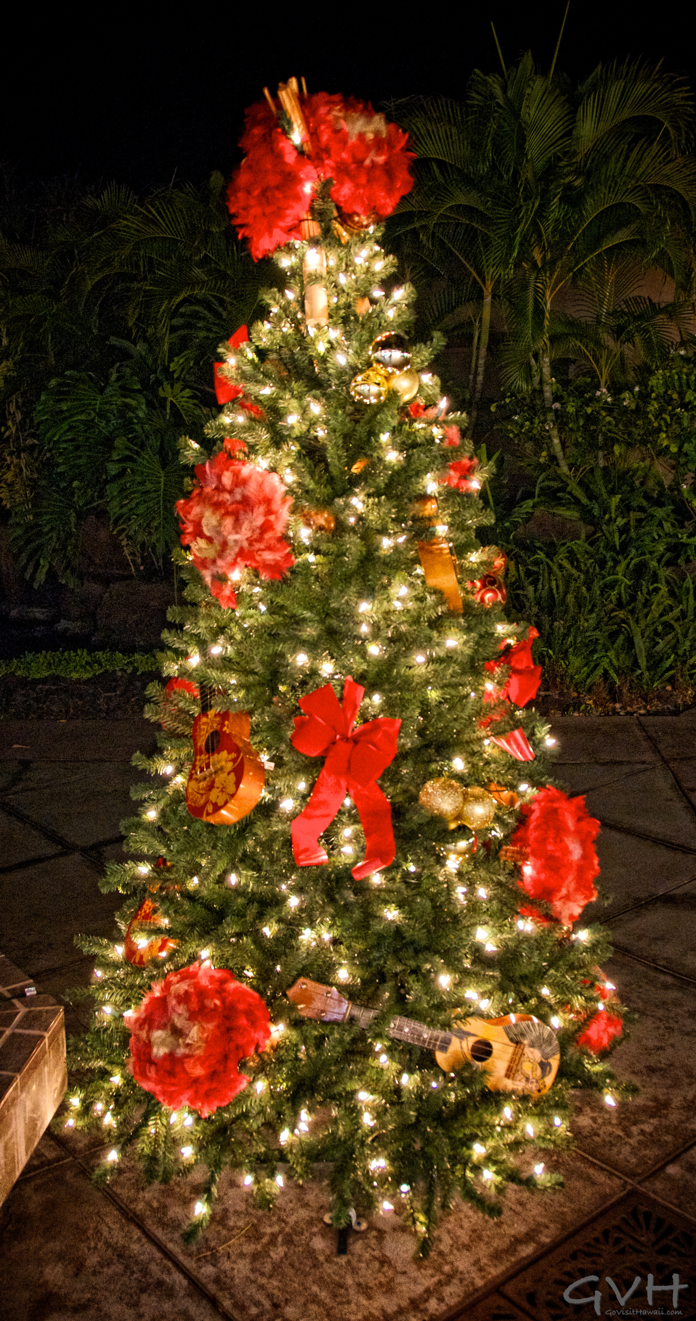 Best 28 Tropical Christmas Tree Hawaiian Christmas