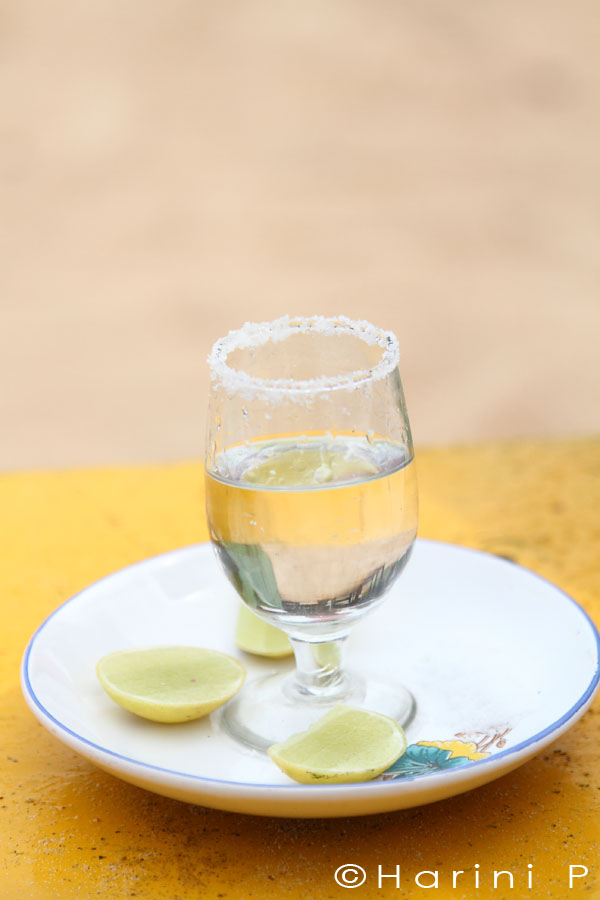 Sun...sand... tequila