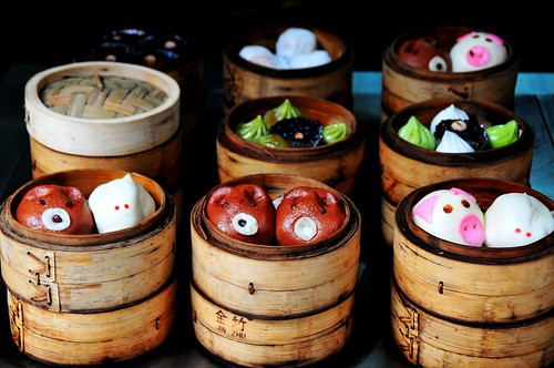 Cute Steamed buns