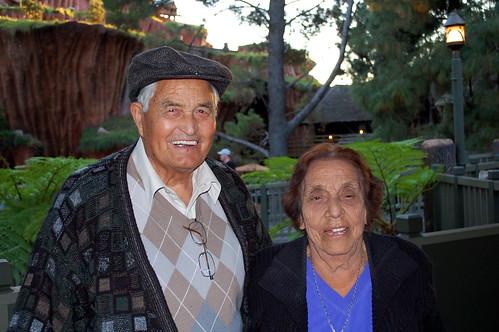 Papa Chepe and Mama Toni