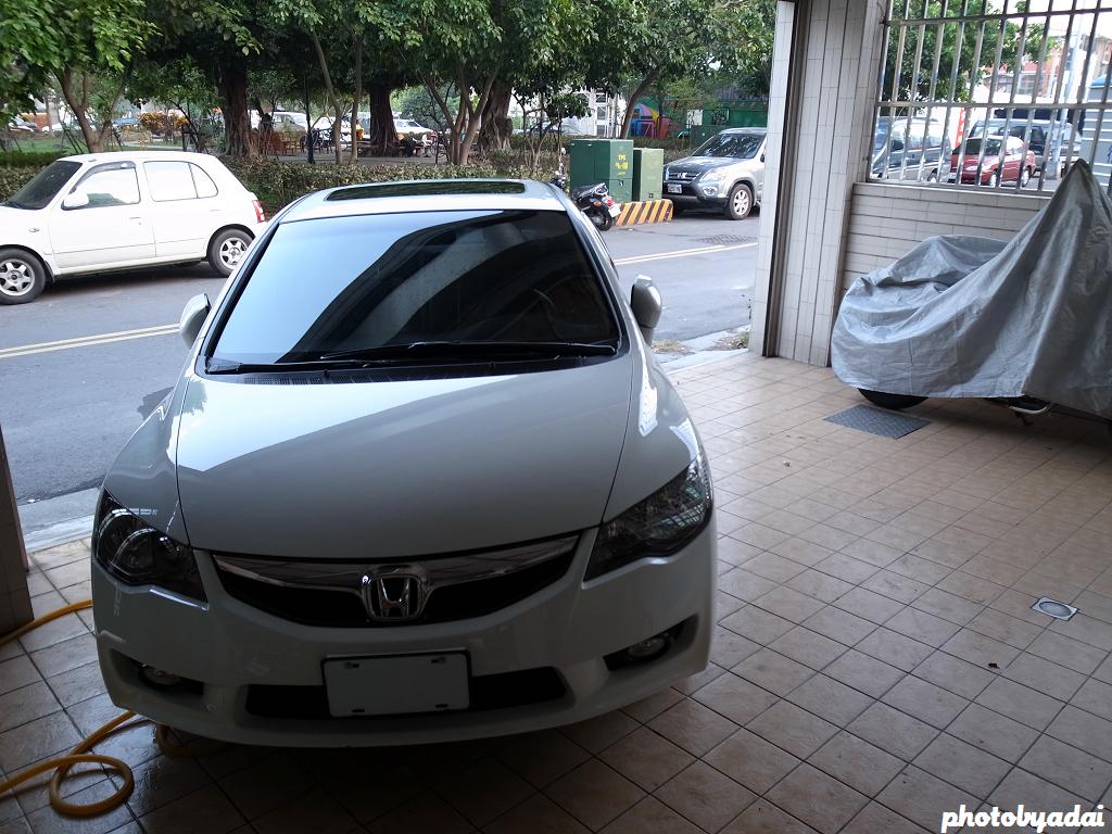 2011.11.30 Civic洗車_GRD4