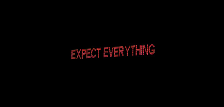 expect everything web