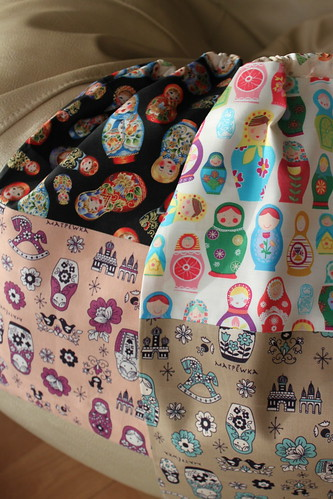Sacos para meninas especiais