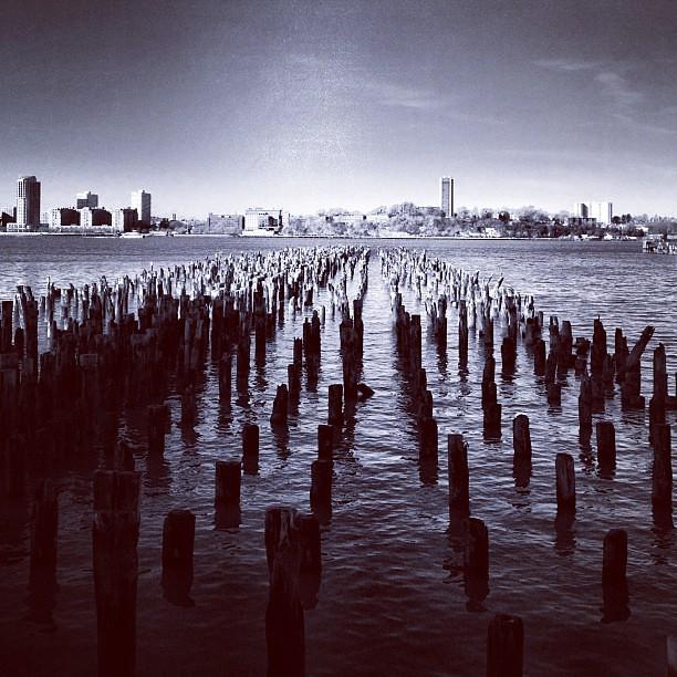 Pier on the Hudson #2