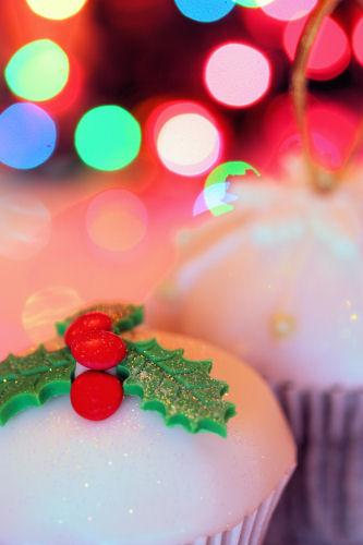 Christmas cupcakes 3492 R