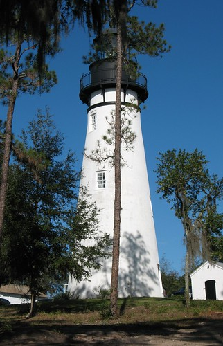 Amelia Island Lighthouse 3 Fernandina Beach FL