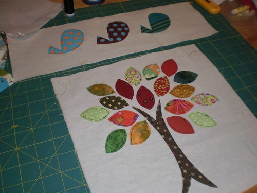 Some applique inprogress