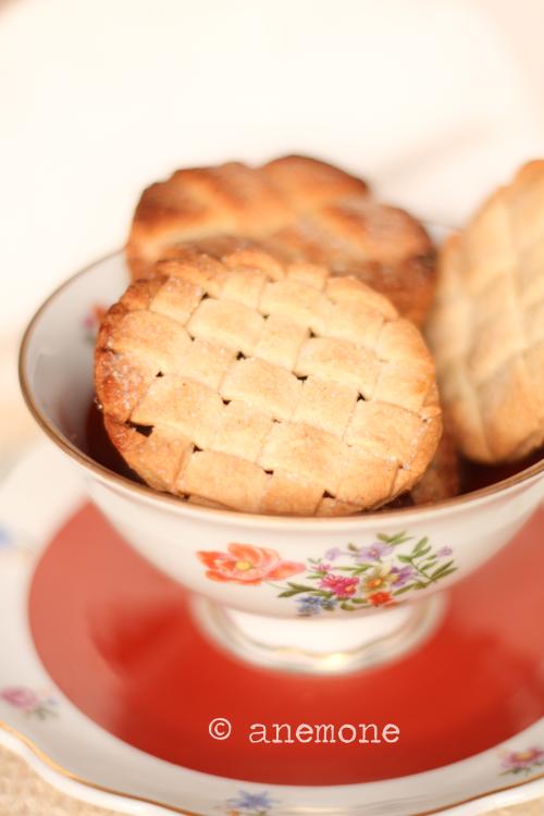 Biscotti a rete
