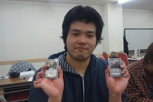 LMC Chiba 381st Champion : Hagiwara Noriyuki