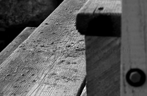Beach Steps BW