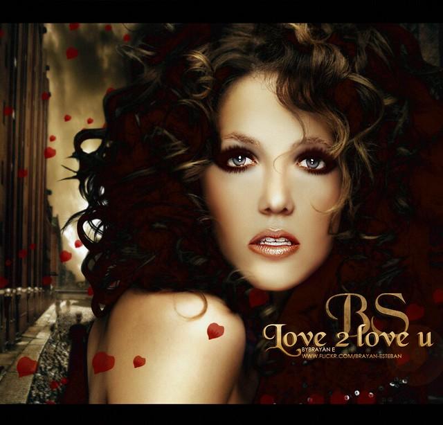 Britney Spears - Love 2 love u. Hola! un fake de britney espero y les guste ...