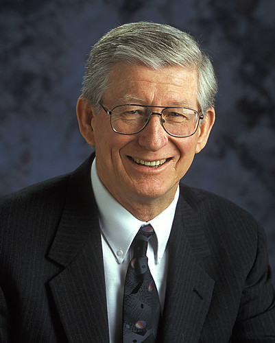 Allen R. Dedrick, former ARS Deputy Administrator for Natural Resources and Sustain Agricultural Systems