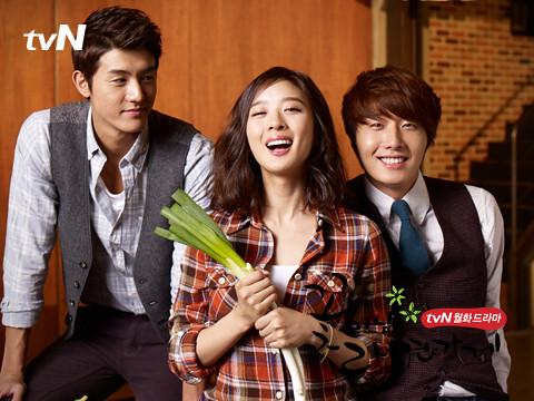 Watch Flower Boy Ramyun Shop / 꽃미남 라면가게 / 花美男拉面馆 Online