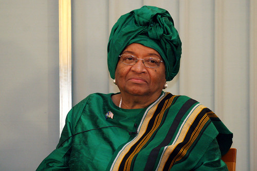 Ellen Johnson Sirleaf (2)