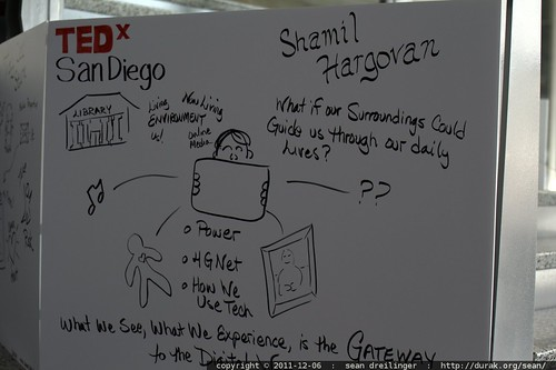 graphic recording by Jeannel King at TEDxSanDiego    MG 3741
