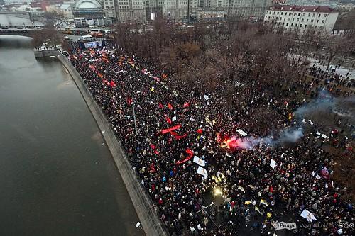 Bolotnaya square Russia