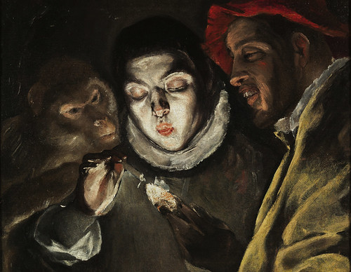 Fábula El Greco