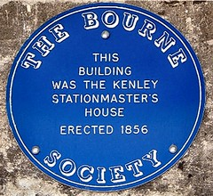 Photo of Blue plaque number 8301