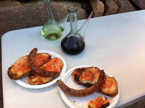 Espinelves | Fira de l'Avet | Desayuno para dos