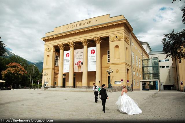 Tiroler Landestheater, Innsbruck
