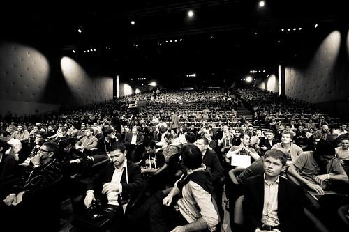 Audience @ LeWeb 11 Les Docks-9308