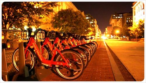 Washington DC Capital Bikes