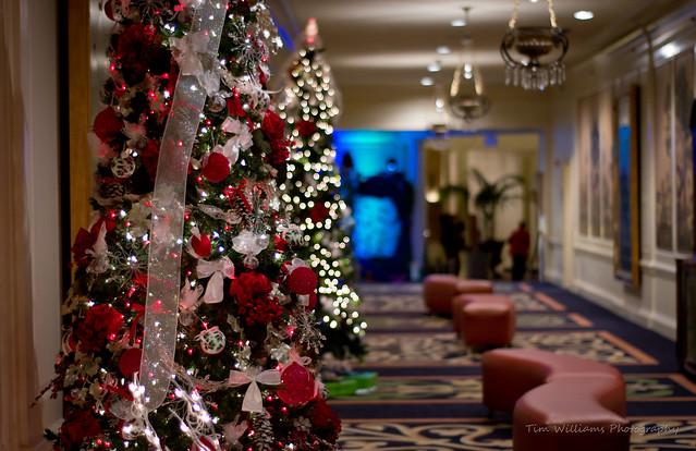 Decorating Ideas > Exposure Roanoke Shooting Christmas Decorations At Hotel  ~ 041106_Christmas Decoration Ideas Hotel