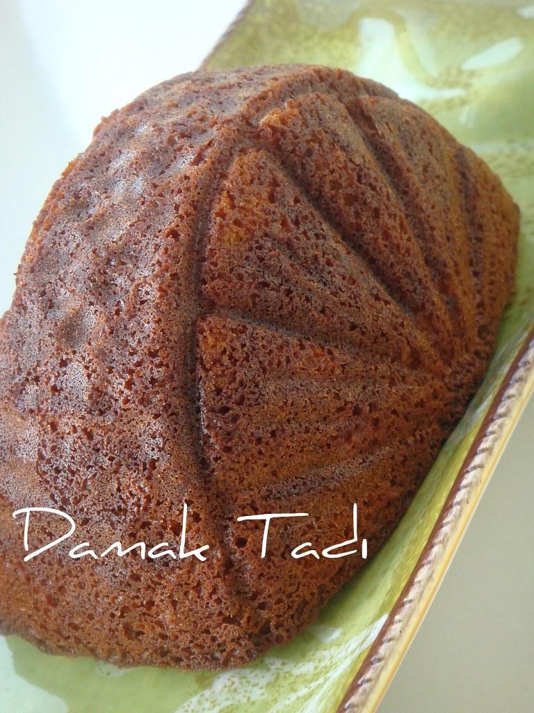 Limonlu Safranlı Kek