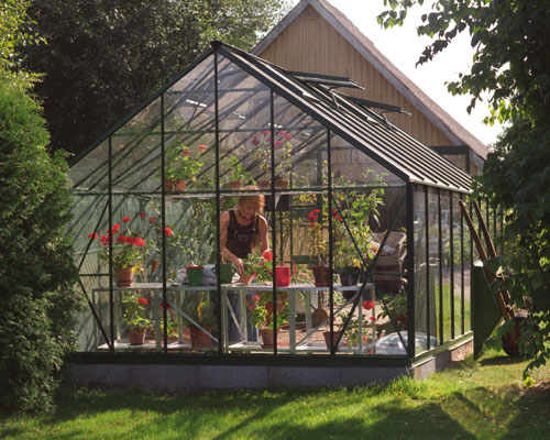 Greenhouse Eden Monarch 10x16 Greenhouse