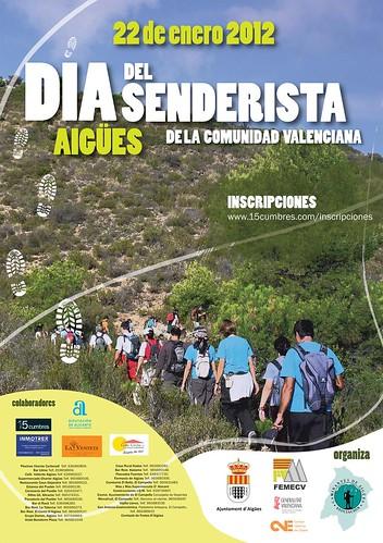 Día del Senderista de la Comunidad Valenciana 2012