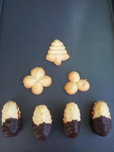 žloutkové sušenky