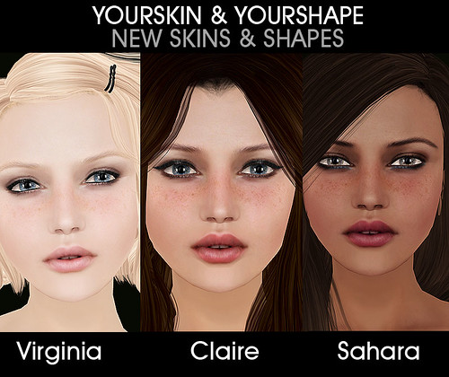 New skins @ Ys&YS by monicuzzababenco
