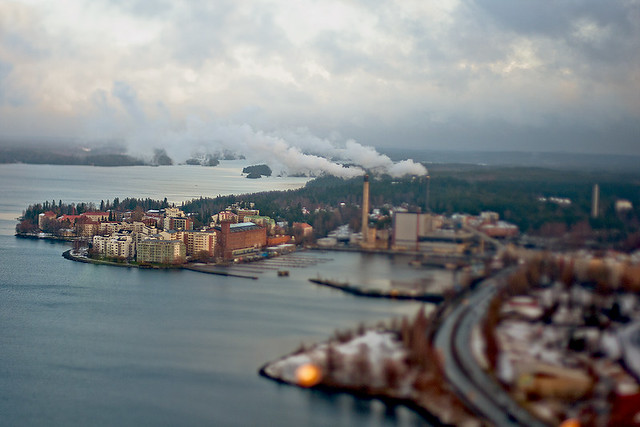 Tampere view