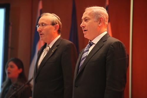 Prime Minster Benjamin Netanyahu